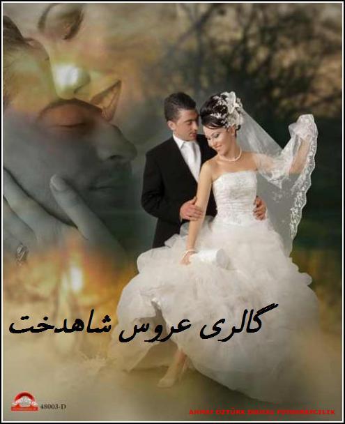آموزش تزیین عیدی عروس FiPix Pictures: فیگور و ژست عروس و داماد